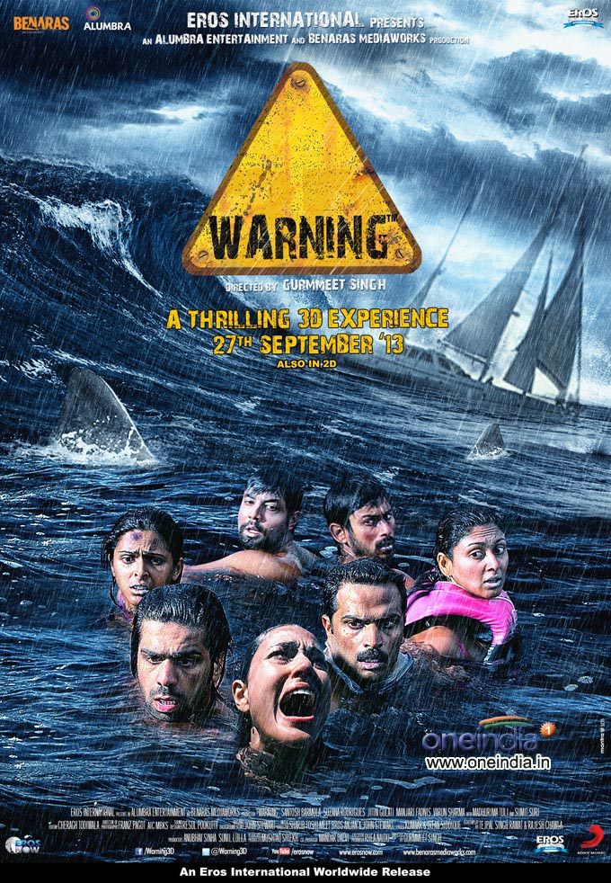 Warning 2013