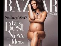 Pregnant models