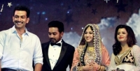 Asif Ali Wedding Reception