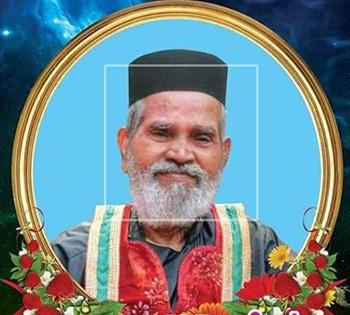 റവ.ഫാ.കെ.പി.പീറ്റര് കൈപ്പിള്ളിക്കുഴിയില് (85) ദിവംഗതനായി