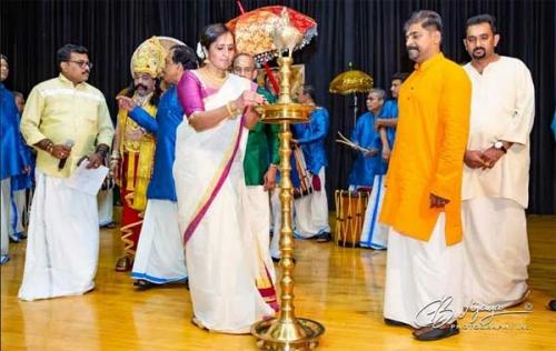 കേരളാ കള്ച്ചറല് അസോസിയേഷന് ഓഫ് നോര്ത്ത് അമേരിക്കയുടെ ഓണാഘോഷം ഉജ്വലമായി