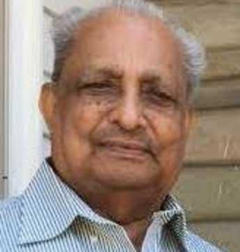 ജോര്ജ് ചാണ്ടി (87) ന്യുജഴ്സിയില് നിര്യാതനായി