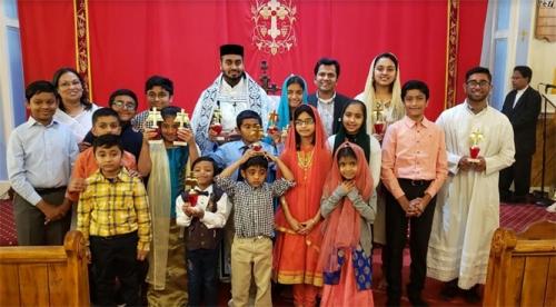 യോങ്കേഴ്സ് സെന്റ് തോമസ് ഓര്ത്തഡോക്സ് ഇടവക സണ്ഡേ സ്കൂള് കുട്ടികള്ക്ക് റീജണല് ടാലന്റ് ഷോയില് നിരവധി വിജയങ്ങള്