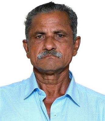 ജയിംസ് ആന്റണി വടക്കേവീട് (65) നിര്യാതനായി