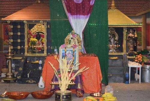 ചിക്കാഗോ ഗീതാമണ്ഡലം തറവാട് ക്ഷേത്രത്തില് സ്കന്ദ ഷഷ്ഠി ആഘോഷിച്ചു