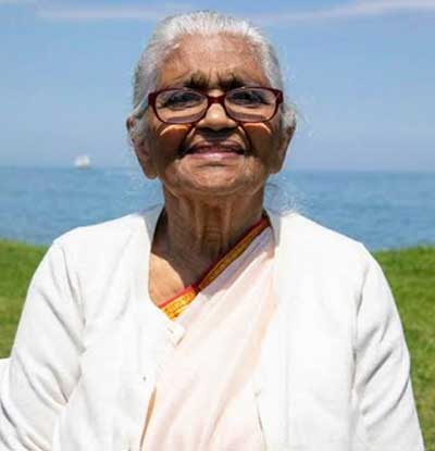 തങ്കമ്മ കുരുവിള (89) കനോഷയില് നിര്യാതയായി