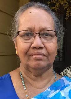 ത്രേസ്യ (പെണ്ണമ്മ, 78) നിര്യാതയായി