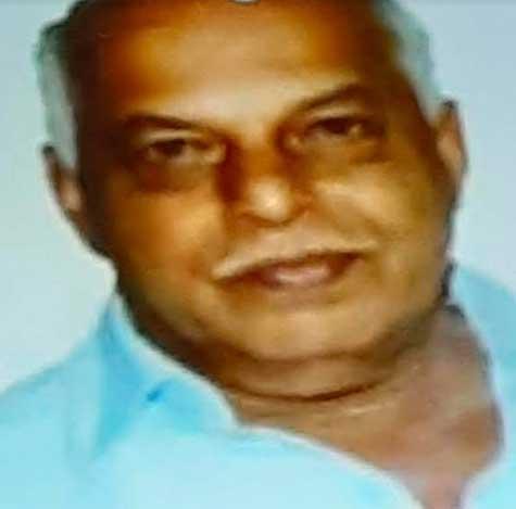വര്ഗീസ് ജോര്ജ് മുംബൈയില് നിര്യാതനായി