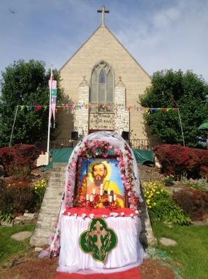 ഷിക്കാഗോ സെന്റ് തോമസ് ഓര്ത്തോഡോക്സ് ഇടവകയില് മാര്ത്തോമ ശ്ലീഹായുടെ പെരുന്നാള് ജൂലൈ 3, 4, 5 ( വെള്ളി, ശനി, ഞായര്) തീയതികളില്