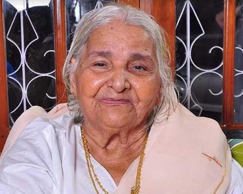 ഏലിക്കുട്ടി ആന്റണി (89) നിര്യാതയായി