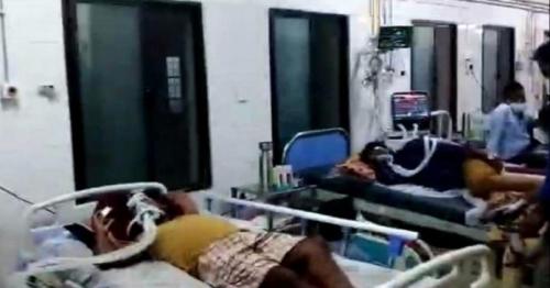 ആന്ധ്രാപ്രദേശില് ഓക്സിജന് കിട്ടാതെ ഐസിയുവിലെ 11 കോവിഡ് രോഗികള് മരിച്ചു