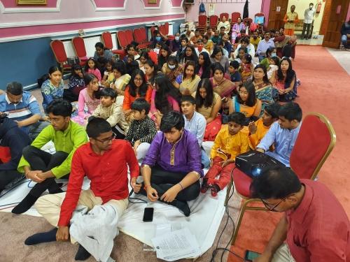 ഗ്രേറ്റര് മാഞ്ചസ്റ്റര് മലയാളി ഹിന്ദു കമ്മ്യൂണിറ്റി യുടെ ഈ വര്ഷത്തെ വിനായക ചതുര്ത്ഥി ആഘോഷം ഗംഭീരമായി നടന്നു
